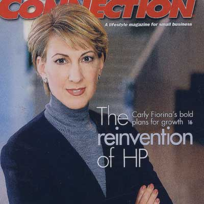 Connection Magazine Cover